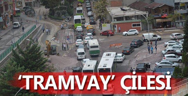 Kocaeli'nin Tramvay çilesi
