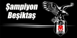 BEŞİKTAŞ 2016-2017 SEZON ŞAMPİYONU OLDU