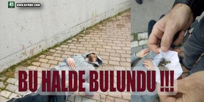 BU HALDE BULUNDU !