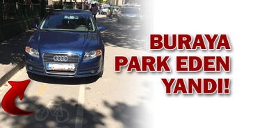 BURAYA PARK EDEN YANDI