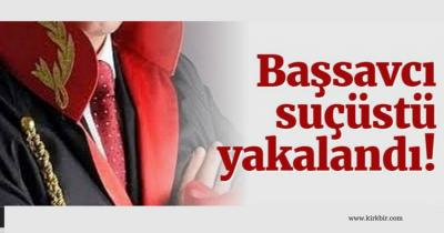 ÇAKMA BAŞSAVCI CEZAEVİ YOLUNU TUTTU