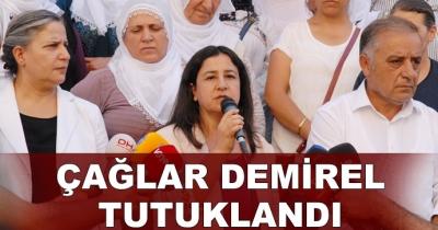 HDP'li bir vekil daha tutuklandı