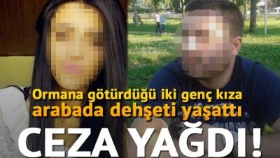 İki genç kıza uyuşturucu verip istismarda bulundu! İşte cezası