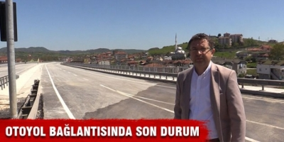 KANDIRA OTOYOLU SONUNDA BİTTİ