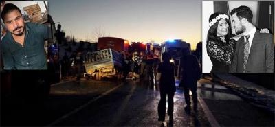 Kandıra'daki Korkunç kaza ağabey ve kardeşe mezar oldu...