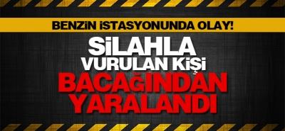 Karamürsel'de silahlı yaralama