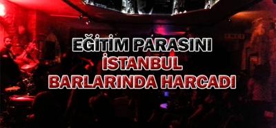 OKUL AİLE BİRLİĞİ'NİN PARASINI BARLARDA YEDİLER!