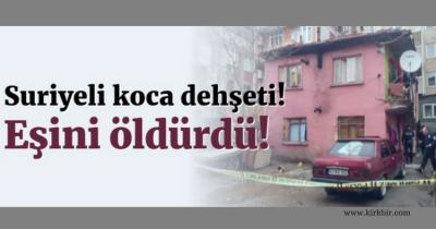 SURİYE'Lİ KOCA DEHŞETİ