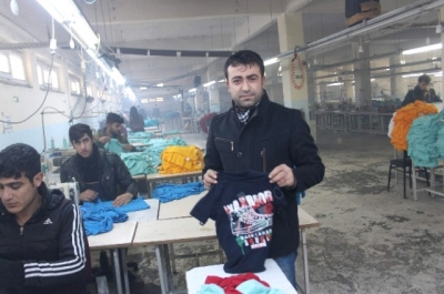 Tekstil Fabrikasına 2 Bin TL'ye Çalışacak İşçi Bulunamıyor
