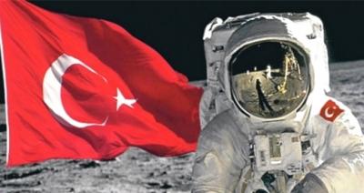 TÜRKİYE'NİN UZAY MACERASI BAŞLIYOR