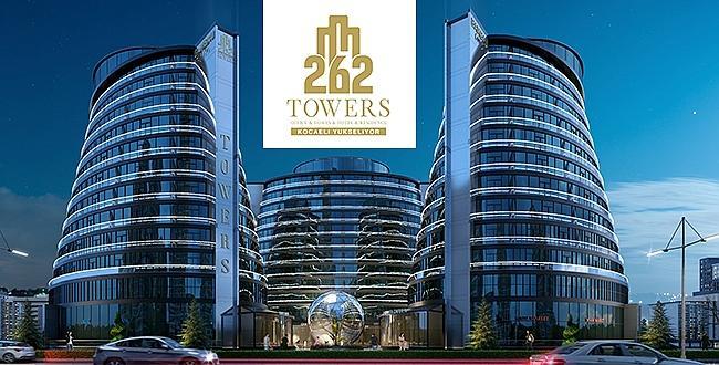 262 TOWERS'IN KURUCULARI İLE HERŞEYİ KONUŞTUK