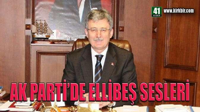 AK PARTİ'DE ELLİBEŞ SESLERİ