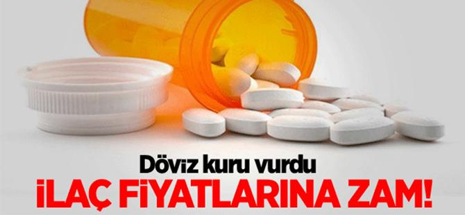 İLAÇ FİYATLARINA BÜYÜK ZAM YOLDA!!!