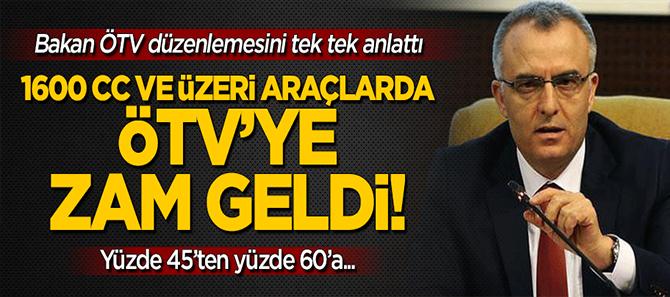 Maliye Bakanı tek tek açıkladı! Yeni ÖTV düzenlemesi...