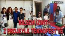 BİLSEM İZMİT TEKNOFEST'TE GURURUMUZ OLDU