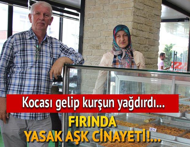 KANDIRA'DA FIRINDA YASAK AŞK CİNAYETİ