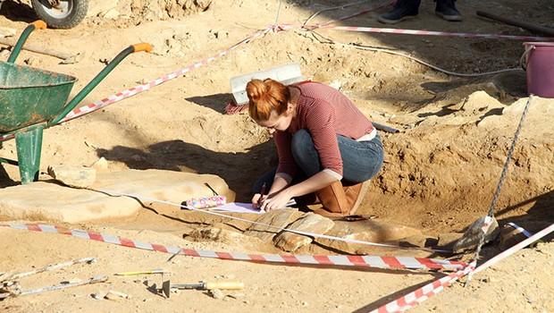 Milas'ta keşfedildi! Arkeologlar şaşkına döndü
