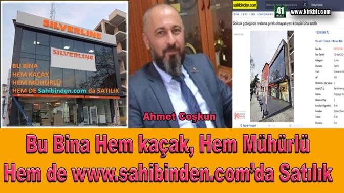 HEM KAÇAK, HEM MÜHÜRLÜ, www.sahibinden.com'da SATILIK